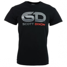 Scott Dixon Ganassi 2014 Driver Glass Logo T-Shirt